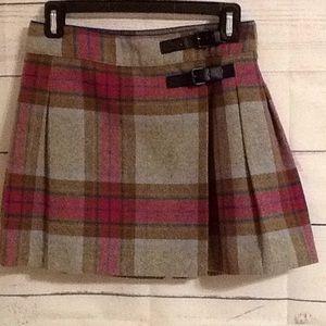 Boden johnnie b girls wool skirt 13/14 yrs